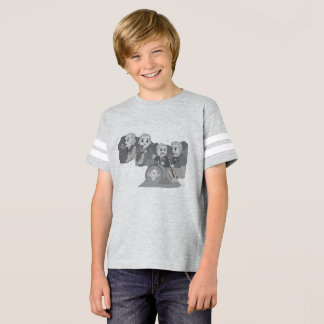 Rushmore Rock Band T-Shirt