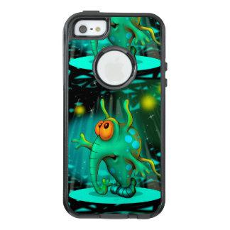 RUSS ALIEN 2 CARTOON Apple iPhone SE/5/5s    CS