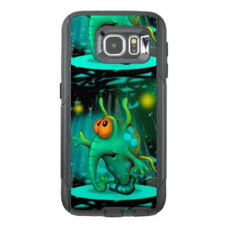 RUSS ALIEN 2 CARTOON Samsung Galaxy S6  CS
