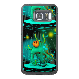 RUSS ALIEN 2 CARTOON Samsung Galaxy S6 Edge
