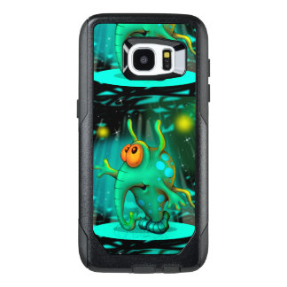 RUSS ALIEN 2 CARTOON Samsung Galaxy S7 Edge   CS