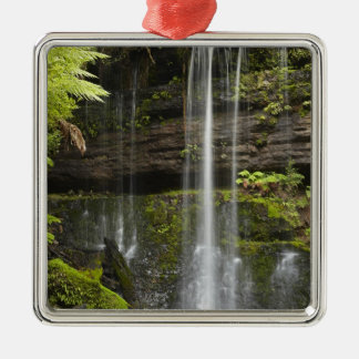 Russell Falls, Mount Field National Park, Christmas Ornament
