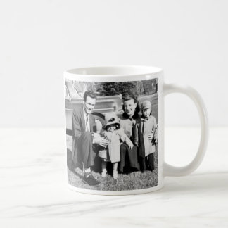 Russell Family Basic White Mug