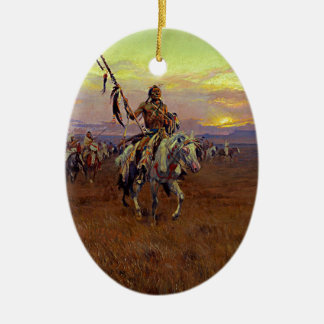 Russell The Medicine Man Christmas Ornament
