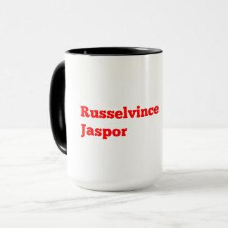 Russelvince Jaspor Combo Mug