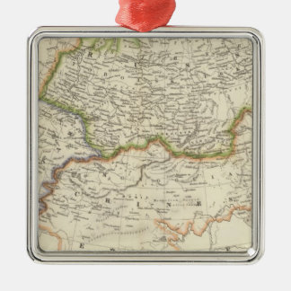 Russia 12 christmas ornament