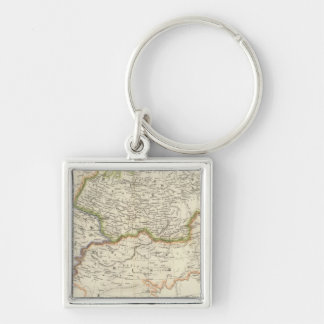 Russia 12 key ring