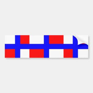 Russia (1668), Russia flag Bumper Stickers