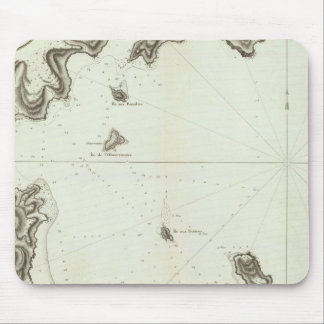 Russia 16 mouse mat