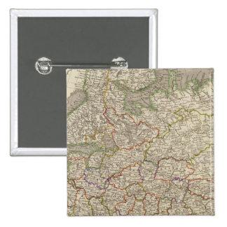 Russia 3 15 cm square badge