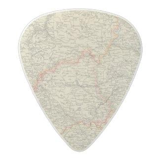 Russia 7 acetal guitar pick