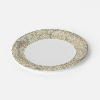 Russia 7 paper plate