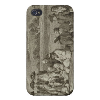 Russia 9 iPhone 4 cover