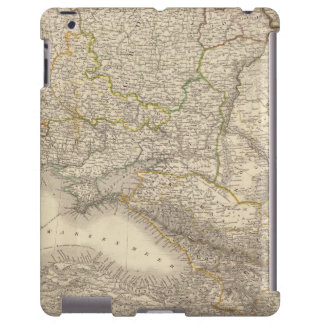 Russia and Europe 3 iPad Case