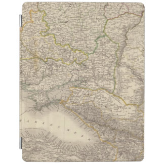 Russia and Europe 3 iPad Cover