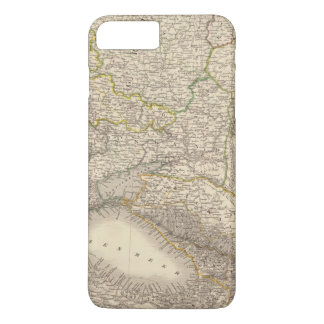Russia and Europe 3 iPhone 8 Plus/7 Plus Case