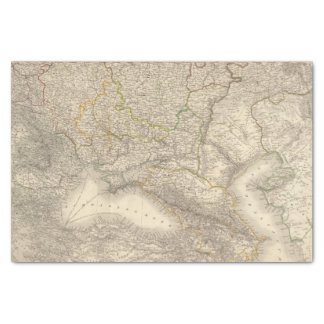 Russia and Europe 3 Tissue Paper