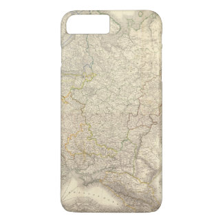 Russia and Europe 5 iPhone 7 Plus Case