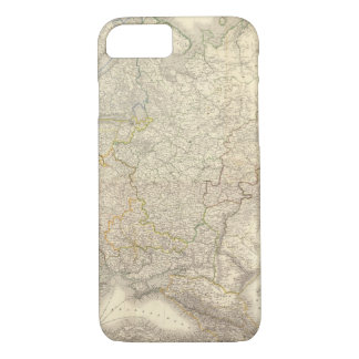 Russia and Europe 5 iPhone 8/7 Case