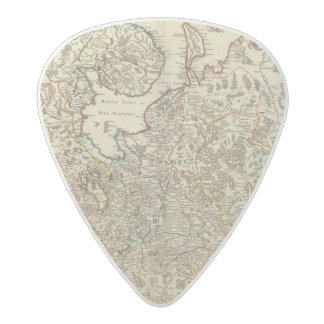 Russia and Europe Acetal Guitar Pick