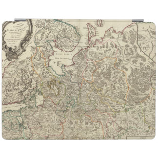 Russia and Europe iPad Cover