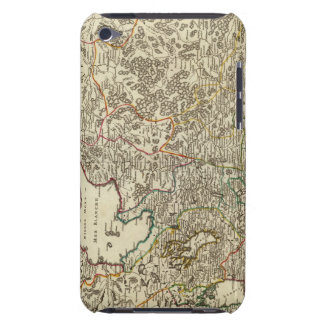 Russia and Europe iPod Touch Case
