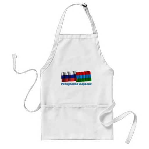 Russia and Republic of Karelia Aprons