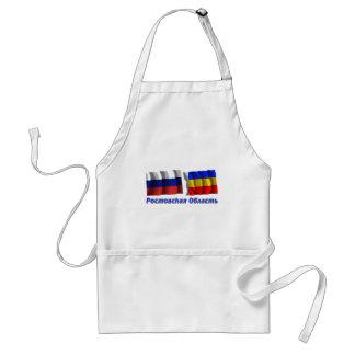 Russia and Rostov Oblast Standard Apron