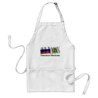 Russia and Tomsk Oblast Standard Apron