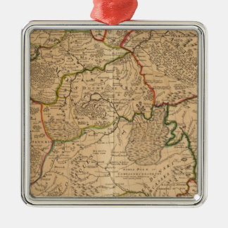 Russia and Ukraine Christmas Ornament