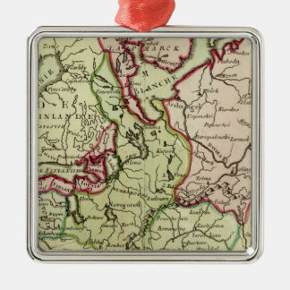 Russia and Urkraine Christmas Ornament
