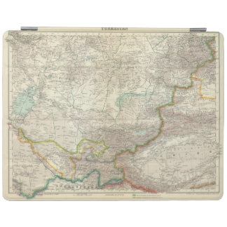 Russia, China, Asia 2 iPad Cover