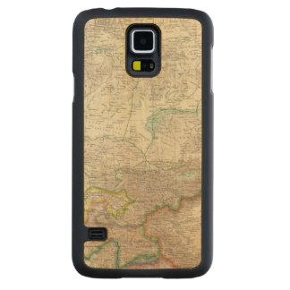 Russia, China, Asia 2 Maple Galaxy S5 Slim Case