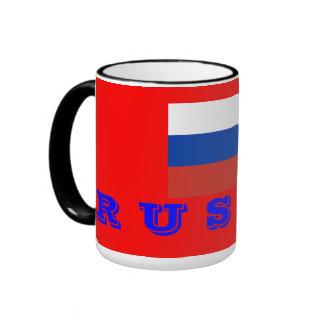 Russia Coffee Mug