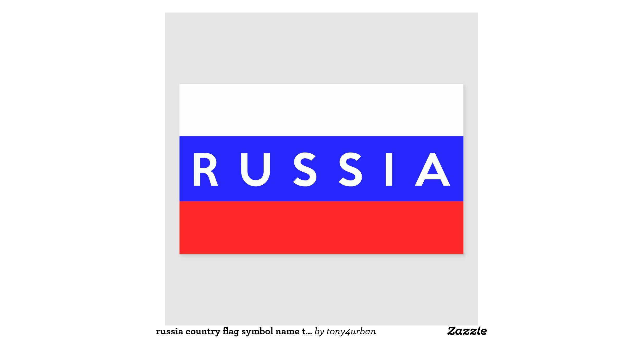 Countries in Russia Russia Country Flag Symbol
