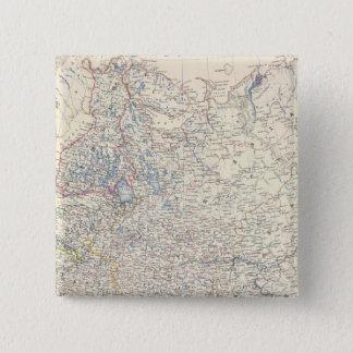 Russia, European 15 Cm Square Badge