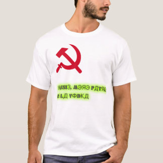 Russia, fatherland of vodka: DD T-Shirt