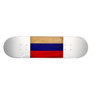 Russia Flag 21.6 Cm Skateboard Deck