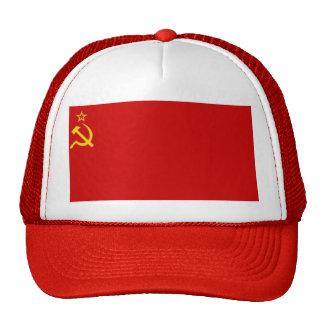 RUSSIA FLAG BASEBALL CAP