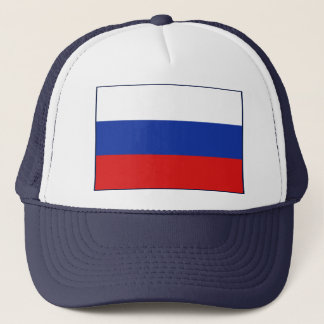 Russia Flag Hat