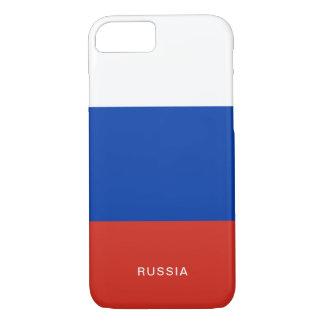 Russia Flag iPhone Case