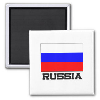 Russia Flag Magnet