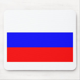 Russia flag mouse mat