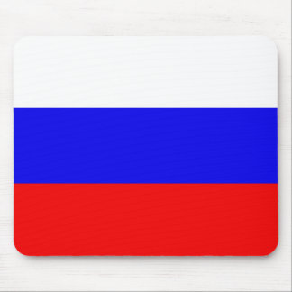 Russia Flag Mouse Pad