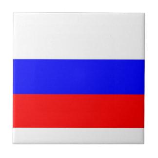 Russia Flag Tiles