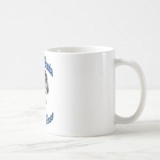 Russia From My House Coffee Mug