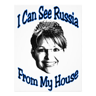 Russia From My House Flyers