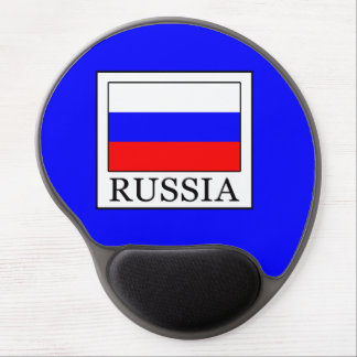 Russia Gel Mouse Pad