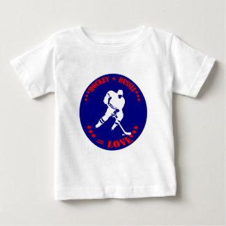 RUSSIA HOCKEY BABY T-Shirt