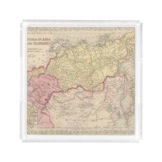 Russia in Asia and Tartary 2 Acrylic Tray
